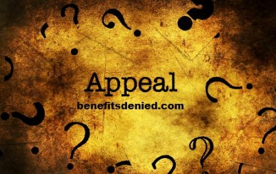 Appealing a Disability Claim